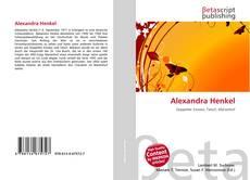 Borítókép a  Alexandra Henkel - hoz