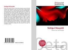 Portada del libro de Sotigui Kouyaté