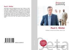 Bookcover of Paul C. Weiler