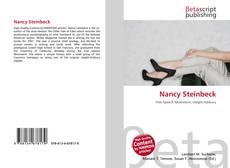 Capa do livro de Nancy Steinbeck