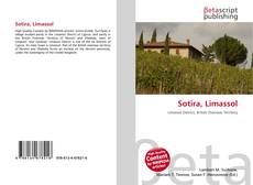 Buchcover von Sotira, Limassol