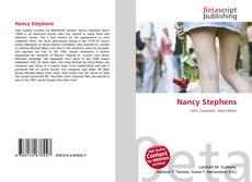Bookcover of Nancy Stephens