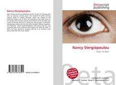Bookcover of Nancy Stergiopoulou
