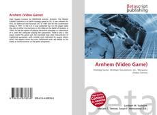 Buchcover von Arnhem (Video Game)