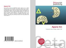 Bookcover of Apano Sin