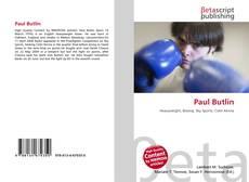 Bookcover of Paul Butlin
