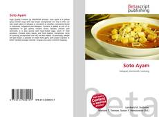 Bookcover of Soto Ayam