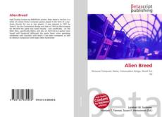 Bookcover of Alien Breed