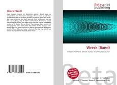 Bookcover of Wreck (Band)