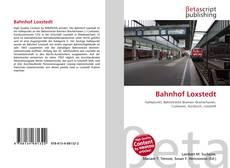 Portada del libro de Bahnhof Loxstedt
