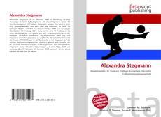 Buchcover von Alexandra Stegmann
