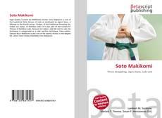Portada del libro de Soto Makikomi
