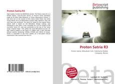 Bookcover of Proton Satria R3