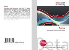 Bookcover of Sotsu