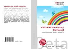 Alexandra von Hessen-Darmstadt的封面