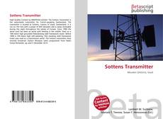 Bookcover of Sottens Transmitter