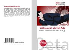 Capa do livro de Vietnamese Martial Arts