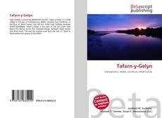 Tafarn-y-Gelyn kitap kapağı