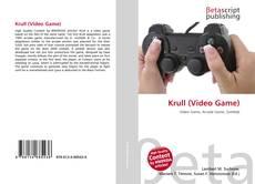 Capa do livro de Krull (Video Game)