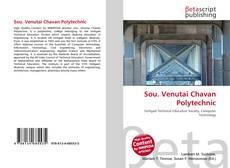 Bookcover of Sou. Venutai Chavan Polytechnic