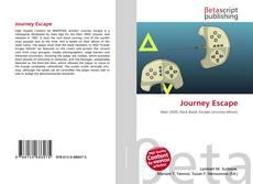 Couverture de Journey Escape