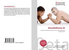 Bookcover of WrestleMania IX