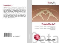 Borítókép a  WrestleMania V - hoz