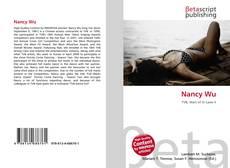 Nancy Wu的封面
