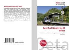 Portada del libro de Bahnhof Norderstedt Mitte