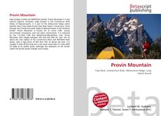 Bookcover of Provin Mountain