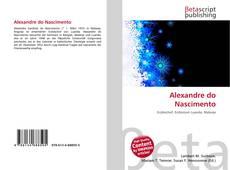 Capa do livro de Alexandre do Nascimento
