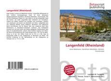 Bookcover of Langenfeld (Rheinland)