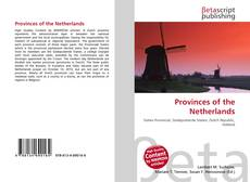 Couverture de Provinces of the Netherlands