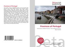 Bookcover of Provinces of Portugal