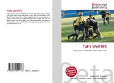 Taffs Well RFC kitap kapağı