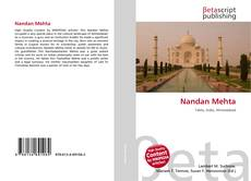 Bookcover of Nandan Mehta