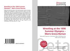 Wrestling at the 1896 Summer Olympics – Men's Greco-Roman kitap kapağı