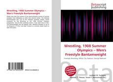 Copertina di Wrestling, 1908 Summer Olympics – Men's Freestyle Bantamweight