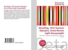 Wrestling, 1912 Summer Olympics, Greco-Roman Light Heavyweight kitap kapağı