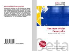 Bookcover of Alexandre Olivier Exquemelin