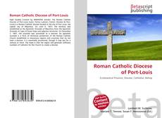 Buchcover von Roman Catholic Diocese of Port-Louis