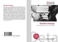 Random Passage kitap kapağı