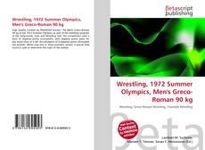 Wrestling, 1972 Summer Olympics, Men's Greco-Roman 90 kg kitap kapağı