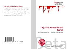 Tag: The Assassination Game kitap kapağı