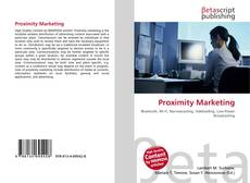Bookcover of Proximity Marketing