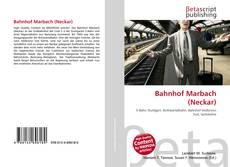Bahnhof Marbach (Neckar)的封面