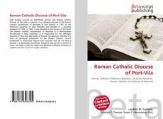 Buchcover von Roman Catholic Diocese of Port-Vila