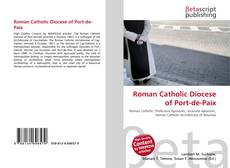 Bookcover of Roman Catholic Diocese of Port-de-Paix