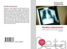 Capa do livro de Randox Laboratories