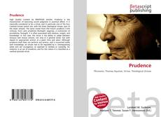 Borítókép a  Prudence - hoz